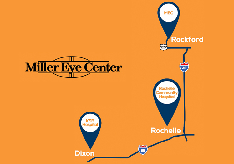 Miller Eye Center Expands to Rochelle, IL